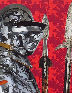 Arms + Armor