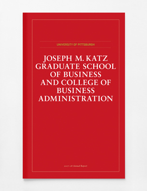 Joseph M. Katz School of Business & College of Business Administration
